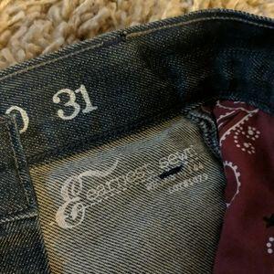 Earnest Sewn Shorts - Earnest sewn Jean shorts